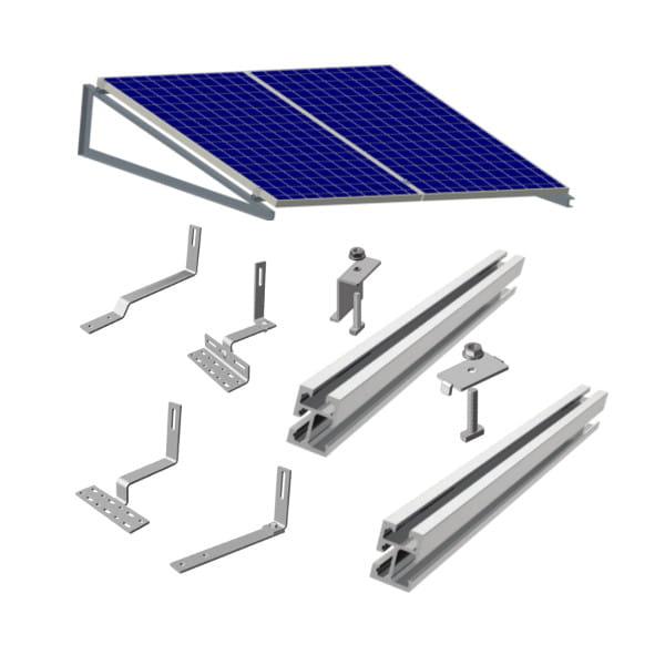 Poważne Zestaw fotowoltaiczny Sunshine 1,5 kW w układzie pionowym TH21